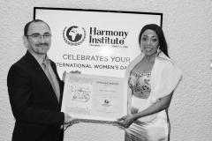 Philanthropist Award from Harmony Institute